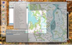 GRASS GIS Screenshot