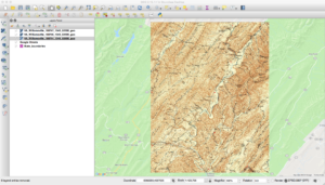 Using QGIS to Check an Image