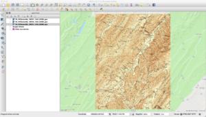 Using QGIS to Check an Image